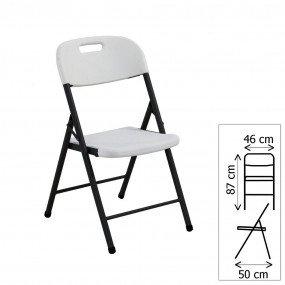 Sedia pieghevole quadrata  sedia1